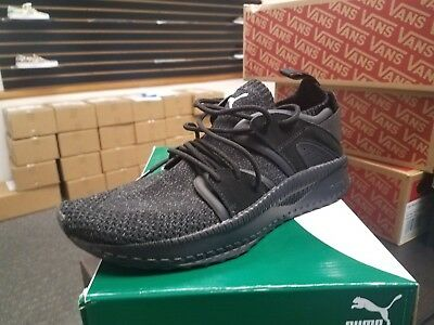 f53b13c0232 Brand New Puma Men s Running Shoes TSUGI BLAZE EVOKNIT 364408-01 ALL BLACK