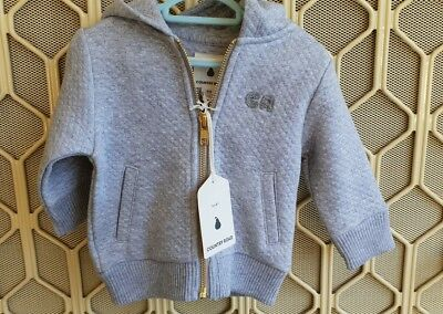 Country road baby boy jumper