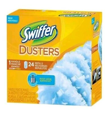 Procter & Gamble PAG41767 Duster Refill 24 Count Swiffer Duster