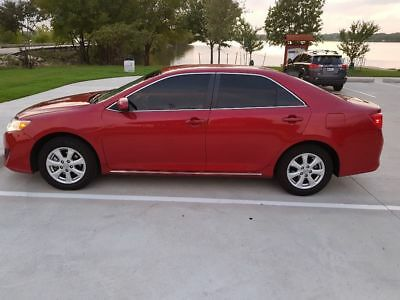 2013 Toyota Camry  2013 Toyota Camry LE for sale