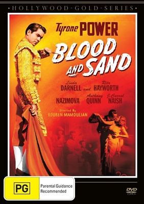 Blood And Sand | DVD Region 4 | Free Shipping | Brand New