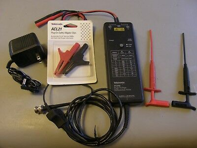 TEKTRONIX P5200 HIGH VOLTAGE DIFFERENTIAL PROBE. (Tested )