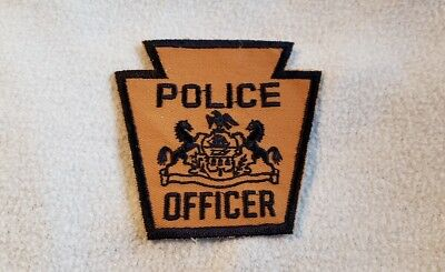 Pennsylvania State Police Shoulder Patch