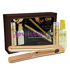 FAROUK CHI Keratin Extended Smooth Styling Kit lisciante