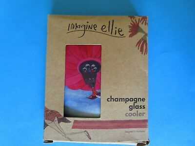 Champagne Glass Cooler From Imagine Ellie