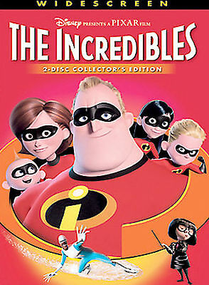 The Incredibles 2 DVD Brand New Factory Sealed