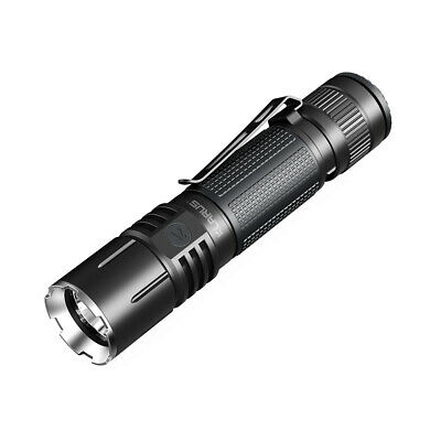 Klarus 360X1 Tactical LED Flashlight | Rechargeable 1800 Lumen Torch