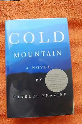 COLD MOUNTAIN. Charles Frazier. 1st. First. SIGNED. NEW. Hadcover. Perfect.