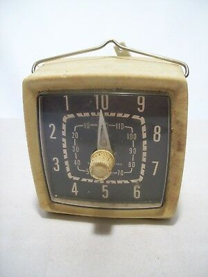Vintage General Electric Medical Systems / Dark Room / Kitchen Mechanical Timer