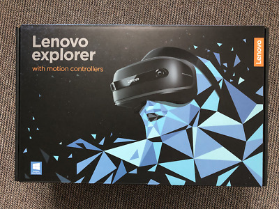 Lenovo Explorer Mixed Reality Headset inkl. 2 Controller