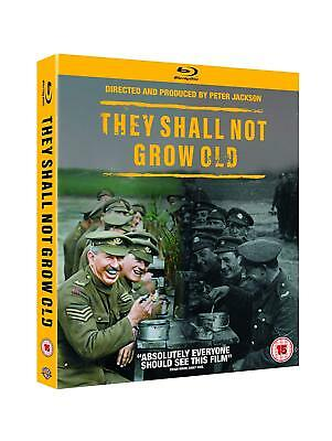 They Shall Not Grow Old Poppy Day Rembrance Blu-ray Peter Jackson 5051892220736