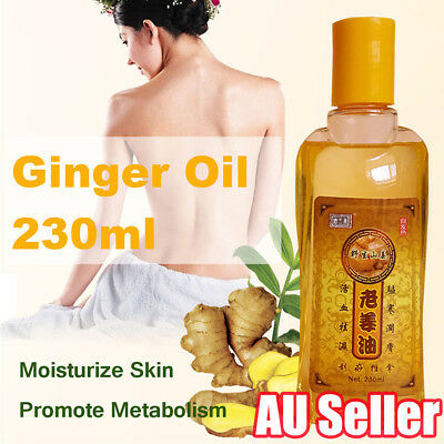 New Plant Therapy Lymphatic Drainage Ginger Oil [ 100% Natural ]  FREE SHIPPING