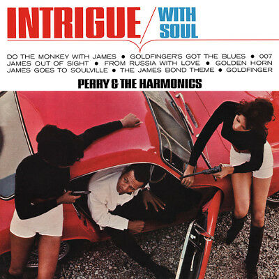 LP - Perry & The Harmonics - Intrigue With Soul