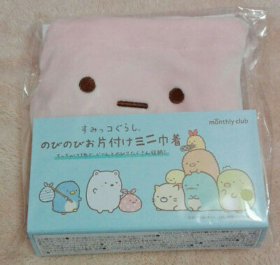 Sumikko Gurashi Tapioca Drawstring Bag Small Size San-x Kawaii New Japan