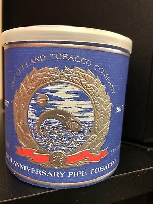 McClelland 40th Anniversary Sealed 100g Collectible Tin