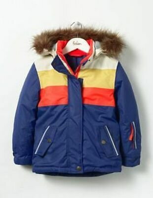 Boden Girls All Weather Waterproof Ski Snow Jacket Coat Ages 2-16  Bnwot 3 Cols
