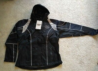 Harley Davidson Rain Gear Suit/Set Small NWT