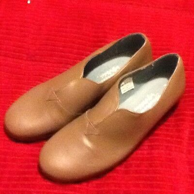 Gudrun Sjoden Leather shoes new UK6 Euro 39 US8....