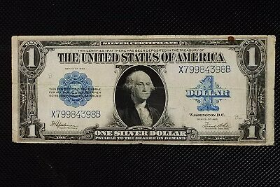 1923  $2  large size note fancy serial number X 7998 4398 B .