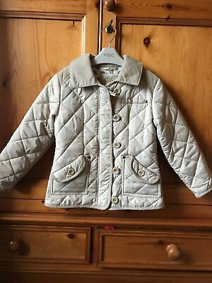 Gorgeous Girls Jacket From Next Age 5-6 Excellent Conditiion