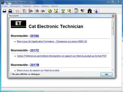 NEW CAT ET 2018A FULL Activation and Installation