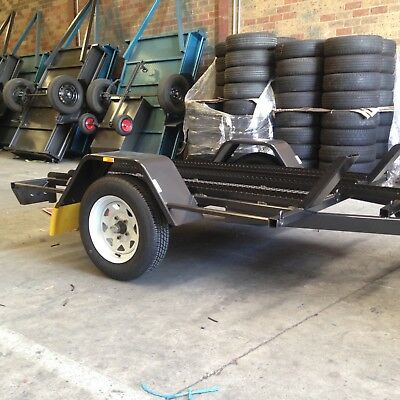motorcycle trailer new