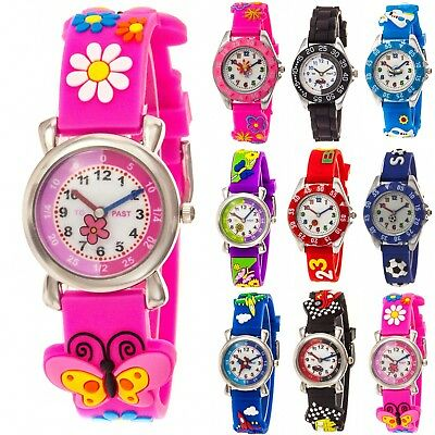 Learn How To Tell The Time Watch For Boys Girls Toddler Time Teacher Rrp £14.99