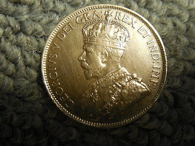 1915 Canadian Large Cent/Penny in VF++ condition. But you decide!!!!!!