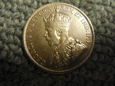1916 Canadian Large Cent/Penny in VF condition. But you decide!!!!!!