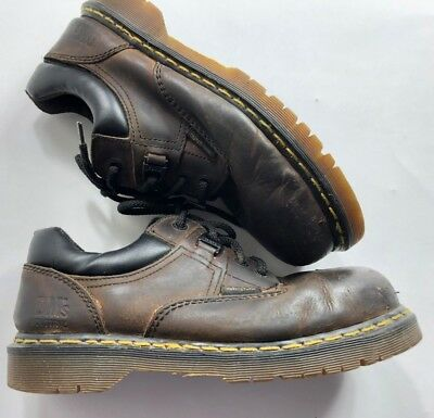 Dr. Martens Industrial Steel Toe Gunby ST AW004 US M Size 10 Safety Shoe