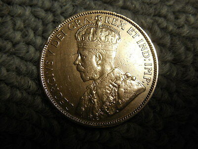 1913 Canadian Large Cent/Penny in about VF+ condition. But you decide!!!!!!