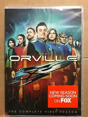 *** NEW***The Orville : The Complete First Season (DVD: 2018) - SEALED