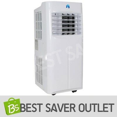 Reverse Cycle Portable Air Conditioner Fan Heater Dehumidifier Cooling Cooler
