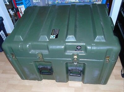 X-Large Hardigg Military Container CASE SHIPPING Storage Waterproof 39X30X24H