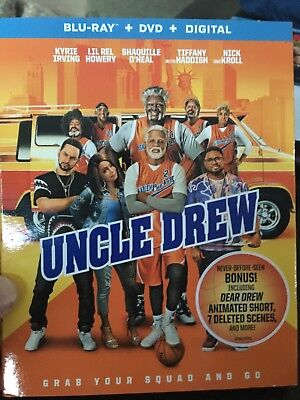 Uncle Drew (Blu-ray ONLY, Includes Slip Cover)