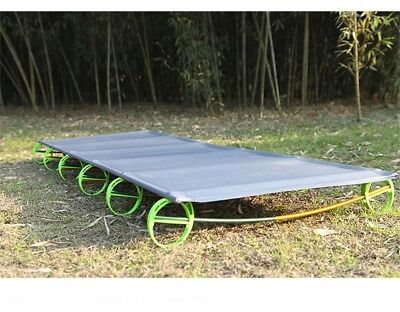 Folding Cot Camping Tent Bed-Portable/Lightweight/Aluminium alloy/Outdoor