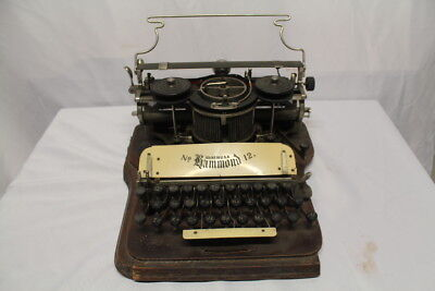 Hammond No. 12 Typewriter
