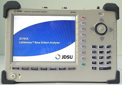 VIAVI SOLUTIONS CELLADVISOR JD740A SIGNAL ANALYZER DRIVER