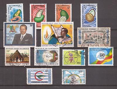 Kamerun  (  Cameroon  )  _  Lot Of Stamps