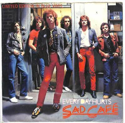 "Sad Café - Every Day Hurts - Coloured Vinyl - 7"" Record Single"