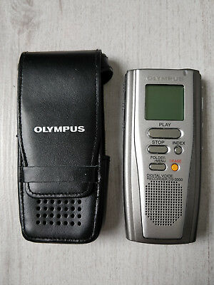 OLYMPUS DS-3000 - Digital Voice Recorder Leather Case Included