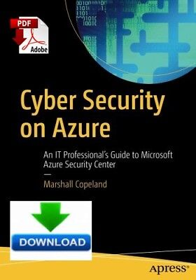 Cyber Security on Azure - read on PC or Tablet - Fast PDF & ePub DOWNLOAD