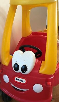 Little Tikes Classic Cozy Coupe Ride On Car Toy