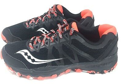 3dea3a4a09af Saucony Womens S15326-10 Grid Caliber TR Trail Running Shoes Sneakers Sz 10  M