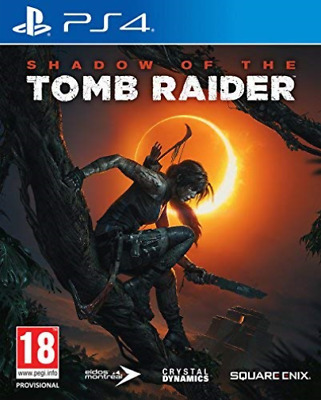 PS4-Shadow of the Tomb Raider /PS4 GAME NEUF