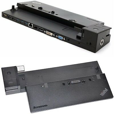 NEW LENOVO THINKPAD T460s T540p T580 USB 3 0 Docking Station
