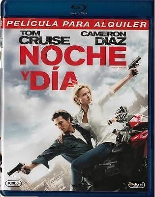 Noche Y Dia (Blu-Ray) (Knight And Day)