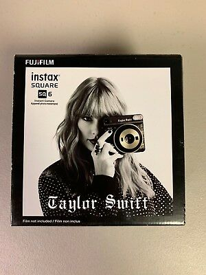 Fujifilm Instax Square SQ 6 - Taylor Swift Edition Camera - NEW