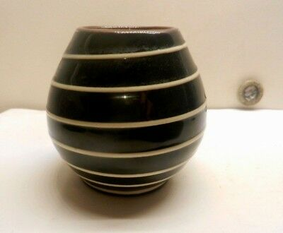 Small Vase with the spiral pattern 1956 Babbacombe