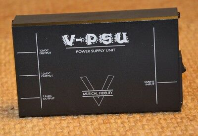 Musical Fidelity  Vpsu Power Supply - Top Cond
